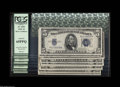 Small Size:Silver Certificates, Fr. 1653 $5 1934C Silver Certificate. PCGS Gem New 65PPQ. This group of $5 Blue Seals have all been dubbed Gem by PCGS with... (10 notes)