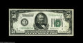 Small Size:Federal Reserve Notes, Fr. 2100-C* $50 1928 Federal Reserve Star Note. Choice Crisp Uncirculated. An extremely rare note from a district which lis...
