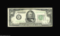 Small Size:Federal Reserve Notes, Fr. 2106-E* $50 1934D Federal Reserve Star Note. Very Fine. This discovery example is truly a star we never expected to see...