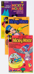 Bronze Age (1970-1979):Cartoon Character, Mickey Mouse Group of 61 (Gold Key, 1974-80) Condition: AverageVG.... (Total: 61 Comic Books)