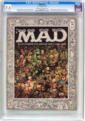 Magazines:Mad, MAD #27 (EC, 1956) CGC VF- 7.5 Cream to off-white pages....