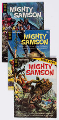 Silver Age (1956-1969):Science Fiction, Mighty Samson #1-32 Group (Gold Key, 1964-69) Condition: Average VG/FN.... (Total: 32 Comic Books)