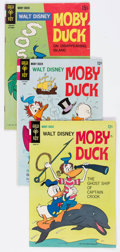 Bronze Age (1970-1979):Cartoon Character, Moby Duck #1-30 Near Complete Run Group of 29 (Gold Key/Whitman,1968-77) Condition: Average FN.... (Total: 29 Comic Books)