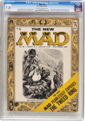 Magazines:Mad, MAD #25 (EC, 1955) CGC FN/VF 7.0 Cream to off-white pages....