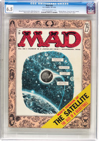 MAD #26 (EC, 1955) CGC FN+ 6.5 Cream to off-white pages
