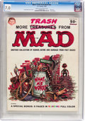 Magazines:Mad, More Trash from Mad #nn (EC, 1958) CGC FN/VF 7.0 Cream to off-whitepages....
