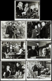 "The Reptile (20th Century Fox, 1966). Photos (9) (8"" X 10""). Horror. ... (Total: 9 Items)"