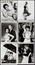"Movie Posters:Musical, Rhapsody (MGM, 1954). Photos (10) (8"" X 10""). Musical.. ... (Total:10 Items)"