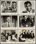 "Movie Posters:Musical, Rhythm and Blues Revue (Studio Films, 1955). Photos (15) (8"" X10""). Musical.. ... (Total: 15 Items)"