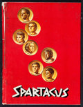 "Movie Posters:Action, Spartacus (Universal International, 1960). Hardcover Program (Multiple Pages, 8.5"" X 11.25""). Action.. ..."