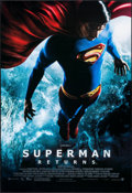 "Movie Posters:Action, Superman Returns & Others Lot (Warner Brothers, 2006). OneSheets (3) (27"" X 40""). Action.. ... (Total: 3 Items)"
