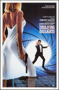 """Movie Posters:James Bond, The Living Daylights & Other Lot (United Artists, 1987). Rolled, Overall Grade: Very Fine+. One Sheets (2) (27"""" X 41"""") Regul... (Total: 2 Items)"""