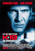 """Movie Posters:Thriller, K-19: The Widowmaker (Paramount, 2002). Identical One Sheets (2) (27"""" X 40""""). Thriller.. ... (Total: 2 Items)"""