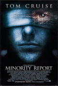 """Movie Posters:Science Fiction, Minority Report & Other Lot (20th Century Fox, 2002). OneSheets (2) (27"""" X 40"""") DS Advance. Science Fiction.. ... (Total: 2Items)"""