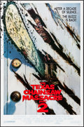 """Movie Posters:Horror, The Texas Chainsaw Massacre Part 2 (Cannon, 1986). International One Sheet (27"""" X 41""""). Horror.. ..."""