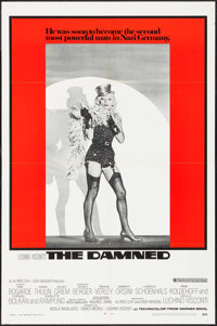 "The Damned (Warner Brothers, 1970). One Sheet (27"" X 41""). Foreign"