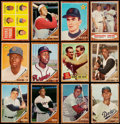 Baseball Cards:Sets, 1962 Topps Baseball Partial Set (461/598).. ...