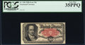 Fractional Currency:Fifth Issue, Fr. 1381 50¢ Fifth Issue PCGS Very Fine 35PPQ.. ...