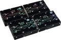 Baseball Cards:Unopened Packs/Display Boxes, Unopened 2007 Exquisite Rookie Signatures Baseball Boxes (4). ...