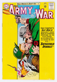 Our Army at War #135 (DC, 1963) Condition: VF-
