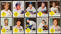 Baseball Cards:Sets, 1963 Fleer Baseball Complete Set (66). . ...