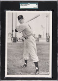 Baseball Cards:Singles (1950-1959), 1954 All-Star Photo Pack Mickey Mantle SGC 60 EX 5 - Pop Two, NoneHigher....