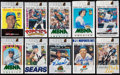 Autographs:Sports Cards, Signed 2001 Topps/CLTV Chicago Cubs Baseball Card GiveawayCollection (10). ...