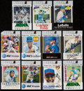 Autographs:Sports Cards, Signed 2002 Topps/CLTV Chicago Cubs Baseball Card GiveawayCollection (11). ...