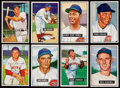 Baseball Cards:Lots, 1951-52 Bowman Baseball Collection (33).  Offe...
