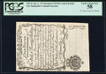 Colonial Notes:New Hampshire, Cohen Reprint New Hampshire April 1, 1737 Redated August 7, 174020s PCGS Choice About New 58.. ...