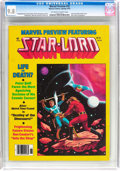 Magazines:Superhero, Marvel Preview #18 Star-Lord (Marvel, 1979) CGC NM/MT 9.8 Off-whiteto white pages....
