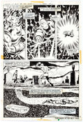 Original Comic Art:Panel Pages, George Tuska and Mike Esposito Iron Man #59 Story Page 19 Original Art (Marvel Comics, 1973)....