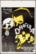 "Movie Posters:Horror, Dracula (Century Pictures, 1974). Belgian (14.5"" X 21.75""). Horror.. ..."