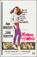 """Movie Posters:Bad Girl, Kitten with a Whip (Universal, 1964). One Sheet (27"""" X 41""""). BadGirl.. ..."""