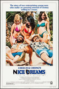 Movie Posters:Comedy, Cheech and Chong's Nice Dreams (Columbia, 1981). Folded, F...