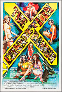 "The Danish Connection (Manuel S. Conde, 1974). One Sheet (28"" X 42""). Adult"