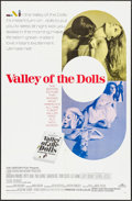 "Movie Posters:Exploitation, Valley of the Dolls (20th Century Fox, 1967). One Sheet (27"" X41""). Exploitation.. ..."