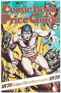Overstreet Price Guide #5 Softcover (Bob Overstreet, 1974) Condition: NM