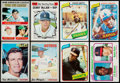Baseball Cards:Lots, 1970 Topps & 1980 Topps Baseball Collection (2300+).. ...