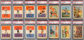 Olympic Cards:General, 1956 Gum Products Adventure High-Grade Near Set (99) - #8 on the PSA Set Registry. ...