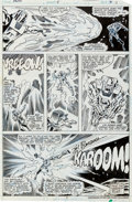 Original Comic Art:Panel Pages, Sal Buscema Rom #4 Story Page 3 Original Art (Marvel,1980)....