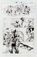 Alan Davis and Mark Farmer X-Men #86 Story Page 14 Original Art (Marvel, 1999) Comic Art