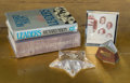 American:Academic, Two Books Signed by Richard Nixon and Inscribed to Zsa Zsa Gaborwith Photo Christmas Card and Desk Ornament. Various Size...(Total: 4 Items)