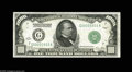 Small Size:Federal Reserve Notes, Fr. 2210-G $1000 1928 Federal Reserve Note. Very Choice Crisp Uncirculated. A fresh and completely original example which m...