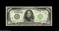 Small Size:Federal Reserve Notes, Fr. 2212-H $1000 1934A Federal Reserve Note. Very Choice Crisp Uncirculated. Another in this group of St. Louis district be...