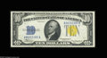 Small Size:World War II Emergency Notes, Fr. 2309 $10 1934A North Africa Silver Certificate. Gem Crisp Uncirculated. As nice an example of the $10 North Africa that...