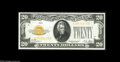 Small Size:Gold Certificates, Fr. 2402 $20 1928 Gold Certificate. Gem Crisp Uncirculated. Exceptionally vibrant colors, abundant originality, and far bet...