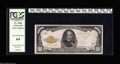 Small Size:Gold Certificates, Fr. 2408 $1000 1928 Gold Certificate. PCGS Very Choice New 64. A lovely example with bright colors, good margins, and plen...