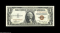Aces of World War Two. Fr. 2300 $1 1935A Hawaii Silver Certificate. Choice CU Fr. 2306 $1 1935A North Africa Silver Cert...