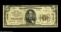 National Bank Notes:Arkansas, Helena, AR - $5 1929 Ty. 2 Phillips NB Ch. # 13520 A decent example of the only denomination issued from here. About ...